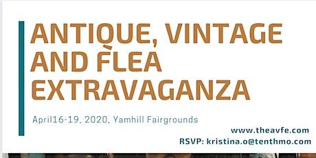 Antique, Vintage & Flea Extravaganza tickets