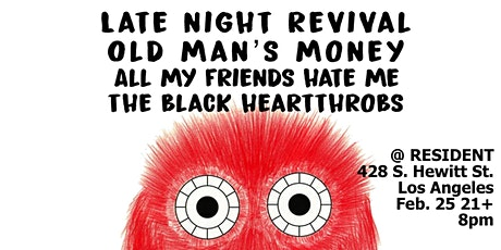 Late Night Revival & Friends tickets