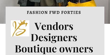 Fashion Forward Forties tickets