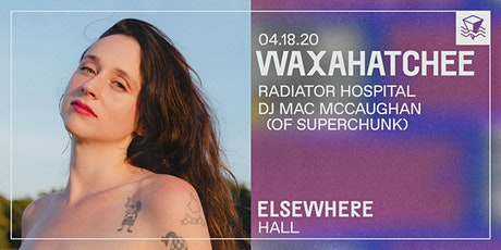 Waxahatchee @ Elsewhere tickets