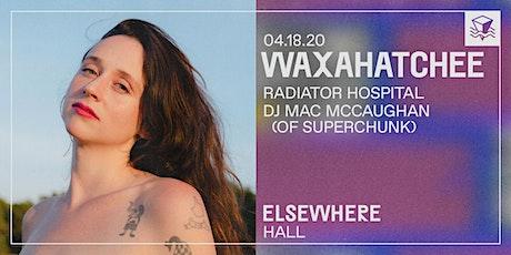 Waxahatchee @ Elsewhere tickets