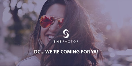 SheFactor DC February Squad Meeting tickets
