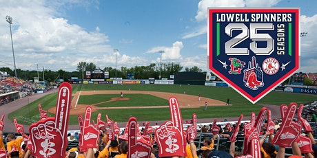 Lowell Spinners (Red Sox Affiliate) vs NY  Yankees  Affiliate tickets