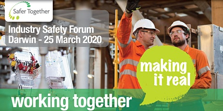 Safer Together WA/NT Industry Safety Forum tickets