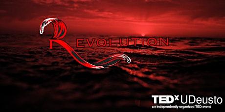 TEDxUDeusto (R)evolution tickets