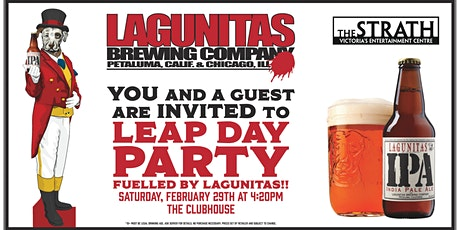 Leap Into Lagunitas tickets