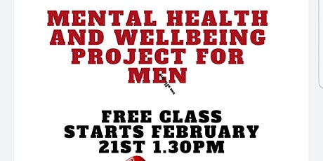 Mental Health Wellbeing Boxing for Men tickets