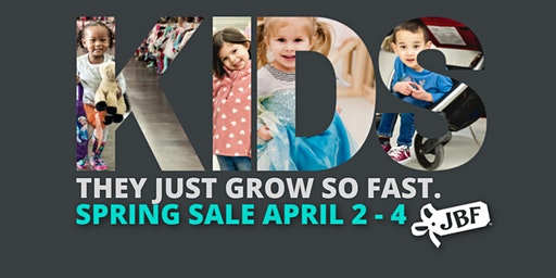 Just Between Friends Austin Central Spring Sale 2020
