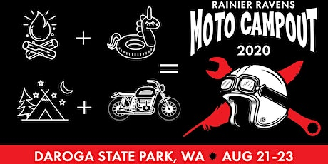 Postponed till 2021 Rainier Ravens Moto Campout 2020 tickets