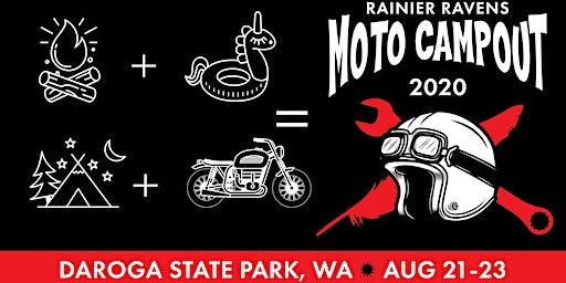 Rainier Ravens Moto Campout 2020