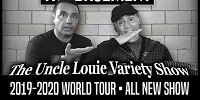 The Uncle Louie Variety Show at Woodwinds