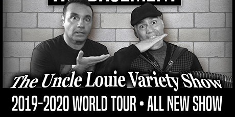 The Uncle Louie Variety Show at Woodwinds tickets