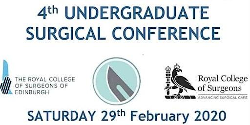 Preston SurgSoc's 4th Undergraduate Surgical Conference