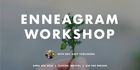 Introduction to the Enneagram with Dave Tomlinson tickets