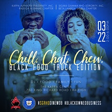 Chill. Chat. Chew on 22: Black Food Truck Edition tickets