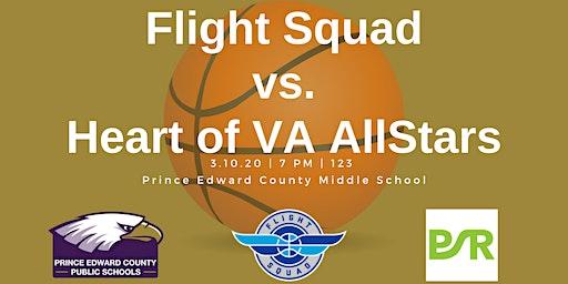 Flight Squad Basketball Game