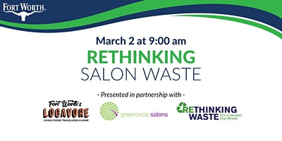 Rethinking Waste in your Salon