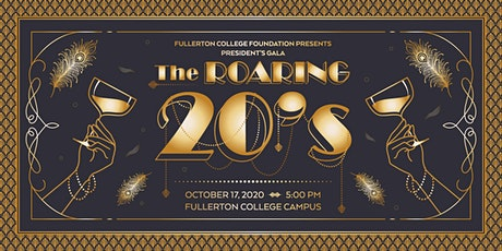 2020 Fullerton College President's Gala tickets