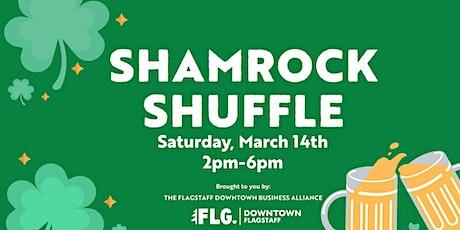 Shamrock Shuffle Pub Crawl tickets