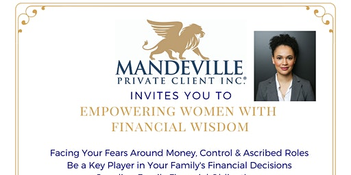 EMPOWERING WOMEN WITH FINANCIAL WISDOM