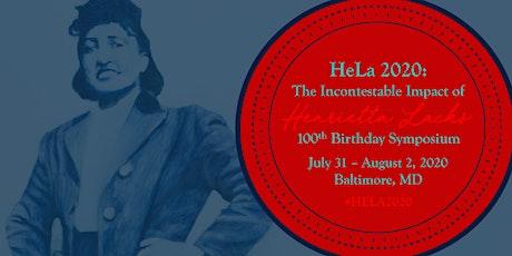 HeLa 2020: Henrietta Lacks 100th Birthday Symposium tickets