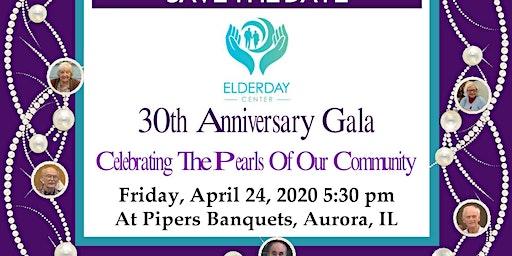 Elderday Center 30th Anniversary Gala