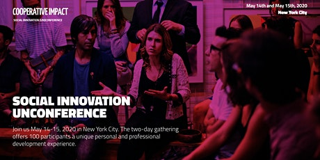 Cooperative Impact Social Innovation (un)Conference tickets