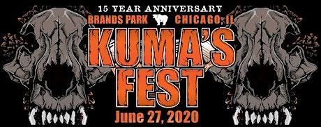 Kuma's Fest @ Brands Park tickets