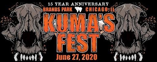Kuma's Fest @ Brands Park