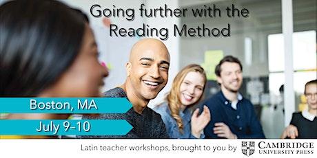 Latin Teaching Workshop: Experienced | Boston, MA tickets