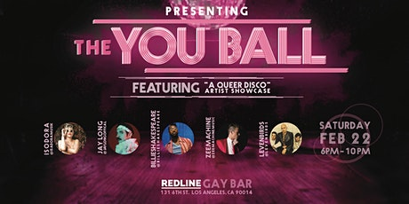 """Queer Moment Presents: """"The YOU Ball; A Queer Disco"""" tickets"""