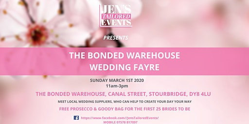 The Bonded Warehouse Wedding Fayre