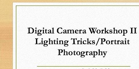 Digital Camera Workshop II tickets