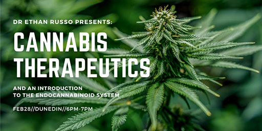 Dr Ethan Russo Presents: Cannabis Therapeutics & an Introduction to the ECS