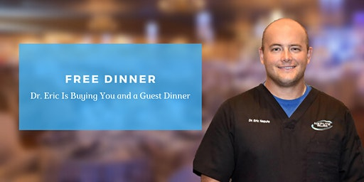 Cause is the Cure | FREE Dinner Event with Dr. Eric Nepute