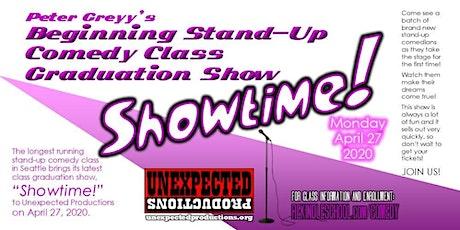 SHOWTIME! Class Graduation Show  tickets