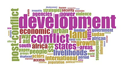 Conflict and Development Seminar tickets