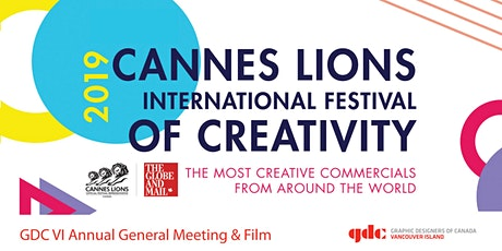 GDC VI AGM & Cannes Lions International Festival of Creativity tickets