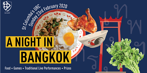 Oxford Thai Night 2020: A Night in Bangkok