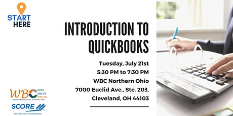 Start Here: Introduction to Quickbooks tickets