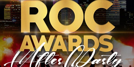 The Official Roc Awards After Party tickets