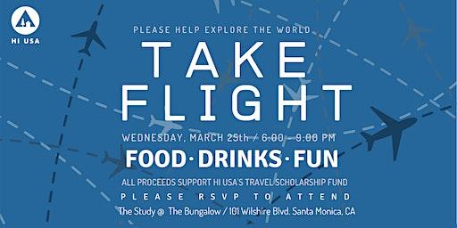 Take Flight: HI USA's Explore the World Scholarship Bungalow Fundraiser