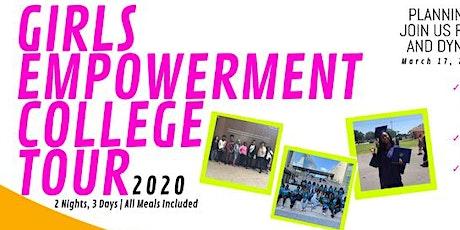 Girls Empowerment College Tour tickets
