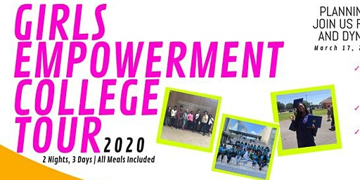 Girls Empowerment College Tour