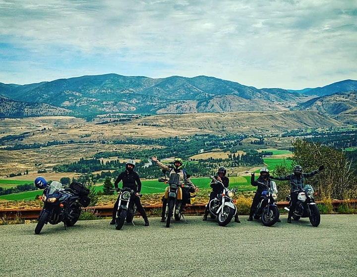 Rainier Ravens Moto Campout 2021 image