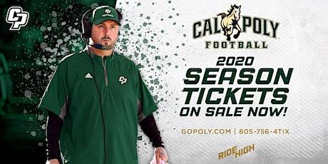 Meet Cal Poly Head Football Coach Beau Baldwin at Santa Maria Country Club tickets