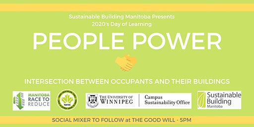 People Power - the intersection between occupants and their buildings