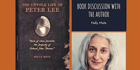 "Book group discussion: ""The Untold Life of Peter Lee,"" by Holly Metz tickets"