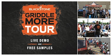 Blackstone Griddle More Tour entradas