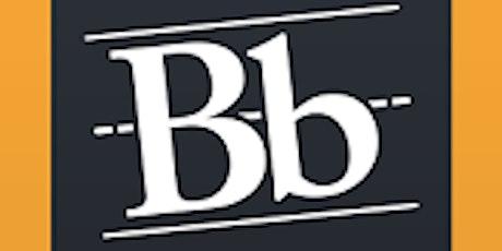 BCCC - Blackboard Exemplary Course Program (Spring 2020) tickets